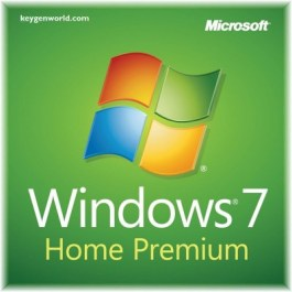 Windows 7 Home Premium Product Key 64Bit/32Bit