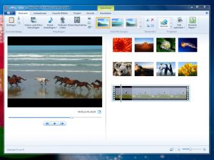 Windows Movie Maker 2017