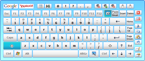 Hot Virtual Keyboard 8.4 Crack, Registration Key Full Download
