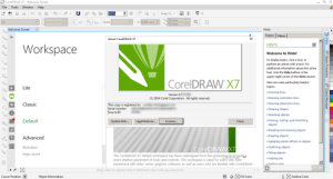 Corel DRAW X7 Keygen + Activation Code Full Free Download