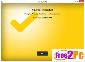 CyberGhost 6 Crack Activation Key Download Latest Version