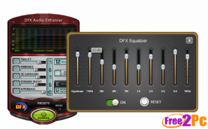 DFX Audio Enhancer 12.010 Crack Patch Latest Version Is Here