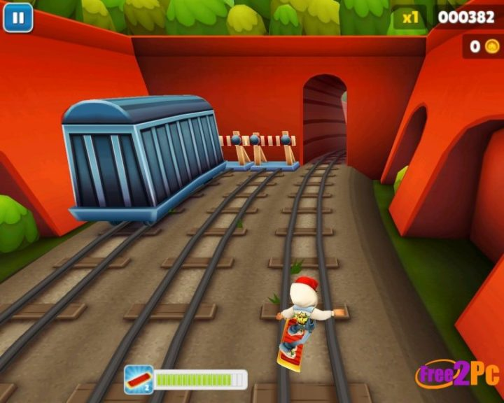 Subway Surfers For Pc Download Free Full Version Free2PC