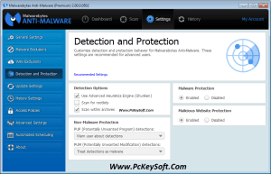 MalwareBytes Gratuit 2017 Crack Free Download Full Version
