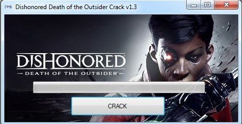 Dishonored Death of the Outsider Crack v1.4