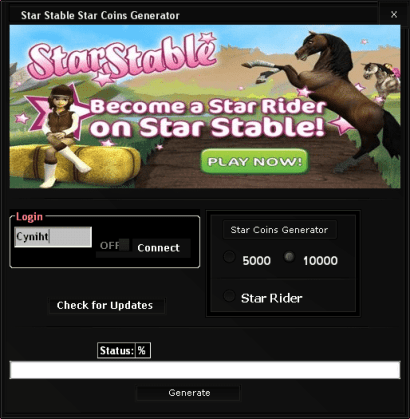 Star Stable Hack Tool