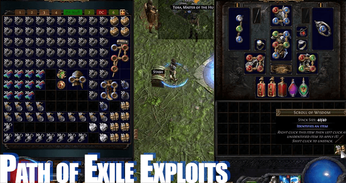 Path of Exile (PoE) Hacks, Bots and other Cheating Software for PC