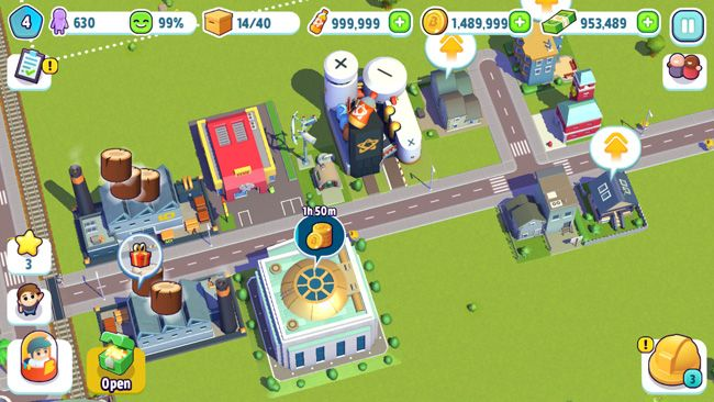 City Mania Hack, Android & iOS, free1