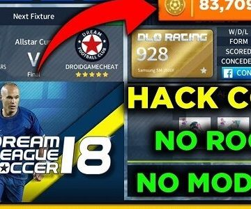 Dream League Soccer 2019 Hack, Android and iOS