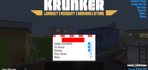Krunker.io aimbot hacks ESP, Wallhack Fire bot, Aim Helper