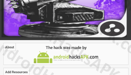 Modern Command Hack APK Credits and Stars