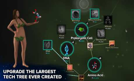 Cell to Singularity – Evolution Never Ends Apk + Mod (Unlimited Money) for androis