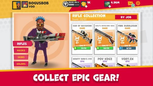 Snipers vs Thieves MOD APK 2