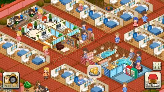 Hotel Story Patch and Cheats money