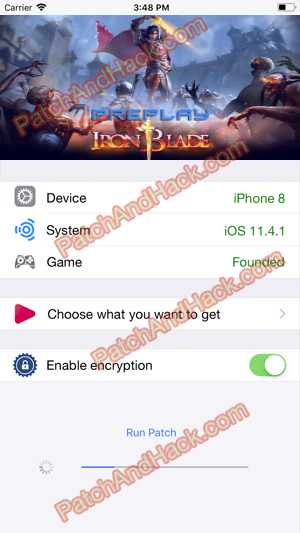 Iron Blade Hack - patch and cheats for Money, Ruby and other stuff on Anroid and iOS