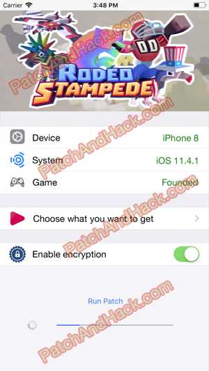 Rodeo Stampede Hack - patch and cheats for Money and other stuff on Anroid and iOS