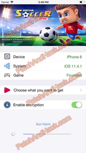 Soccer! Hero Hack - patch and cheats for Money, Energy and other stuff on Anroid and iOS