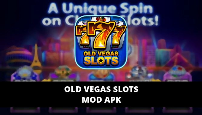 Old Vegas Slots Featured Cover