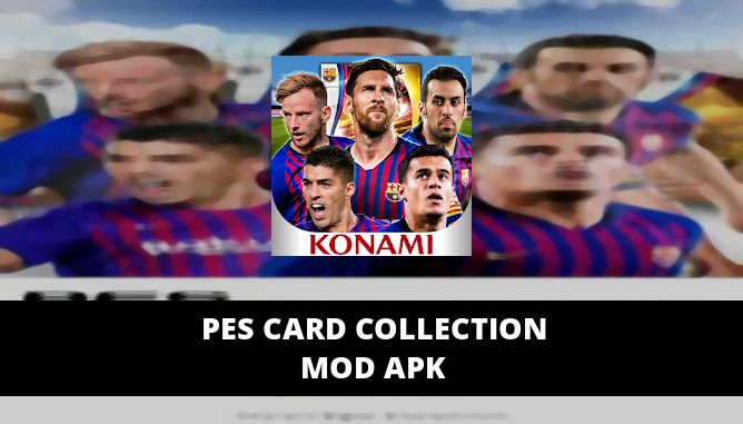 PES Card Collection Featured Cover