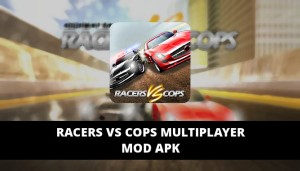 Racers Vs Cops Multiplayer Featured Cover