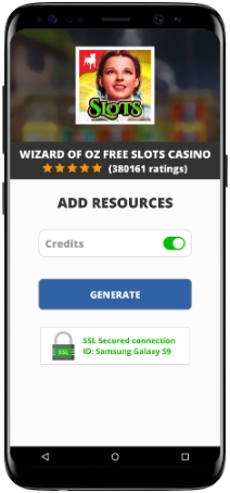 Wizard Of Oz Free Slots Casino MOD APK Unlimited Credits