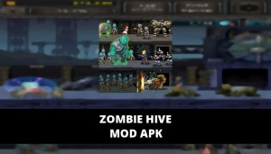 Zombie Hive Featured Cover