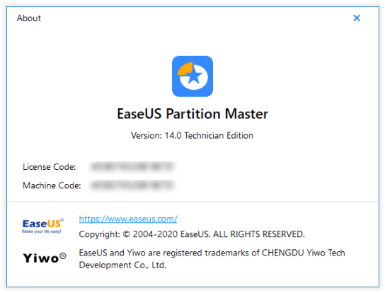EaseUS Partition Master full free download