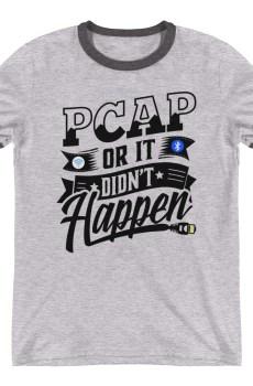 PCAP Ringer Tee