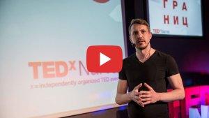 Janis Linde HackMotion TEDx Narva