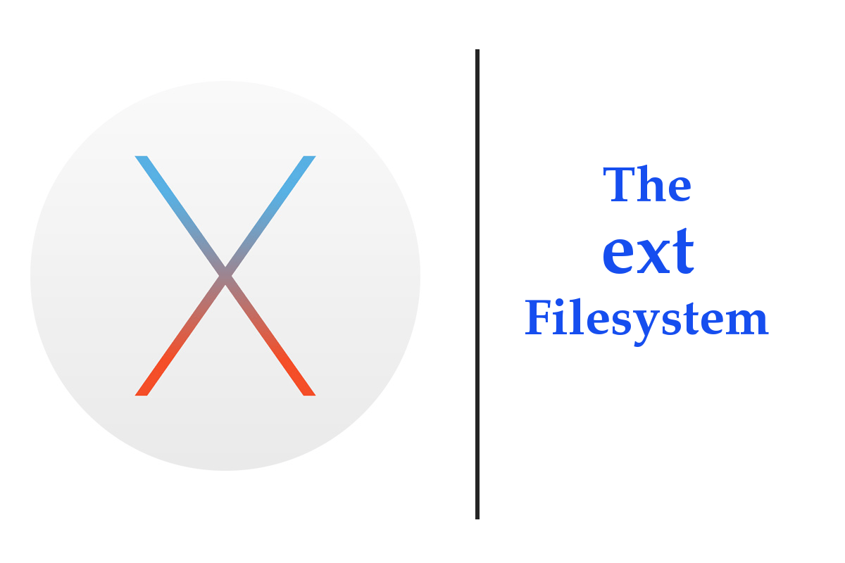 Mounting an ext2/ext3/ext4 partition on Mac OS