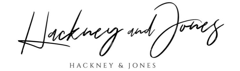 Hackney and Jones Writers and Publishers