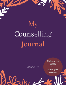 MY COUNSELLING JOURNAL