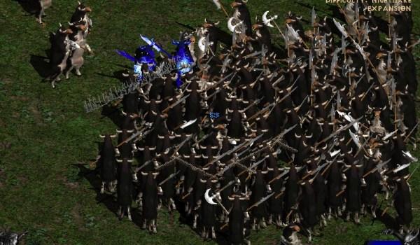 Le Cow Level de Diablo 2