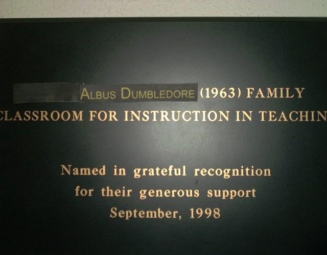 MIT dumbledore