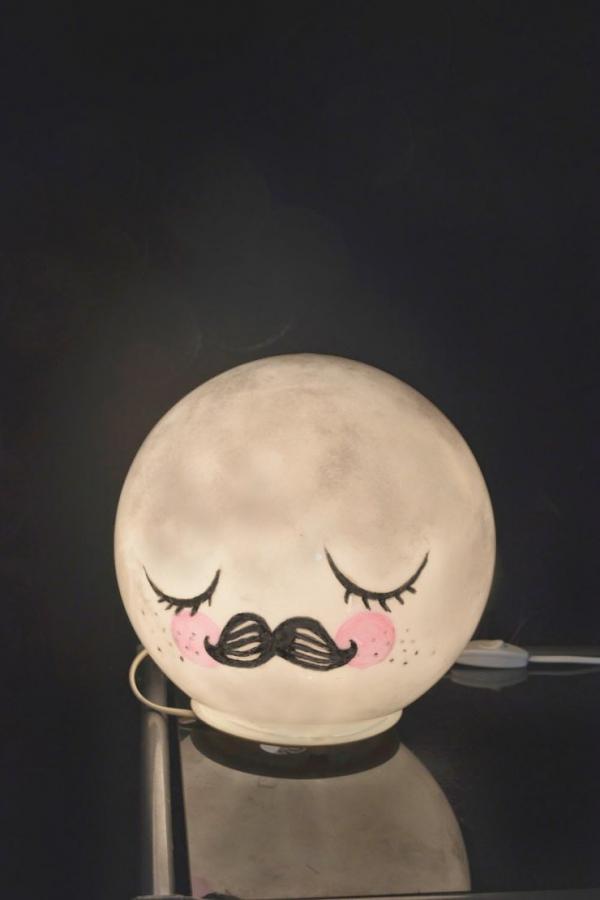 Ikea FADO 'Mr Moon' Lamp Hack
