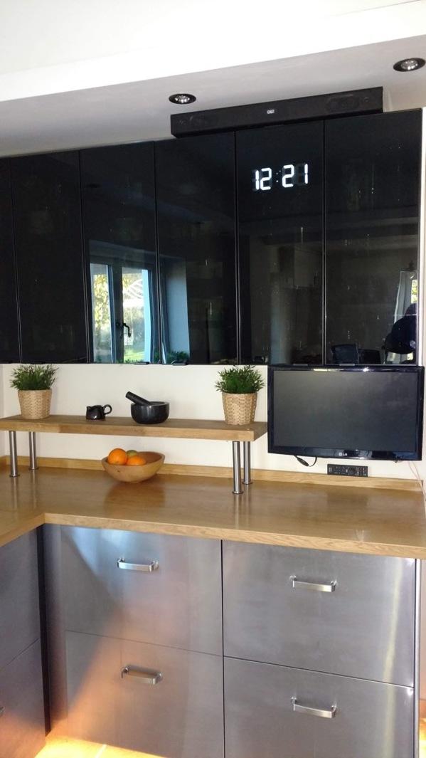 Ikea JUTIS Kitchen Digital Clock Hack