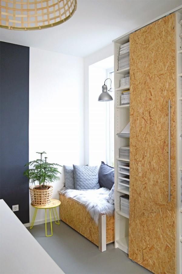 Ikea Pax Chipboard Door Hack