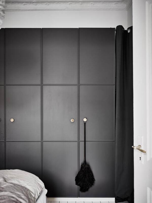 Ikea Pax Framed Wardrobe Hack