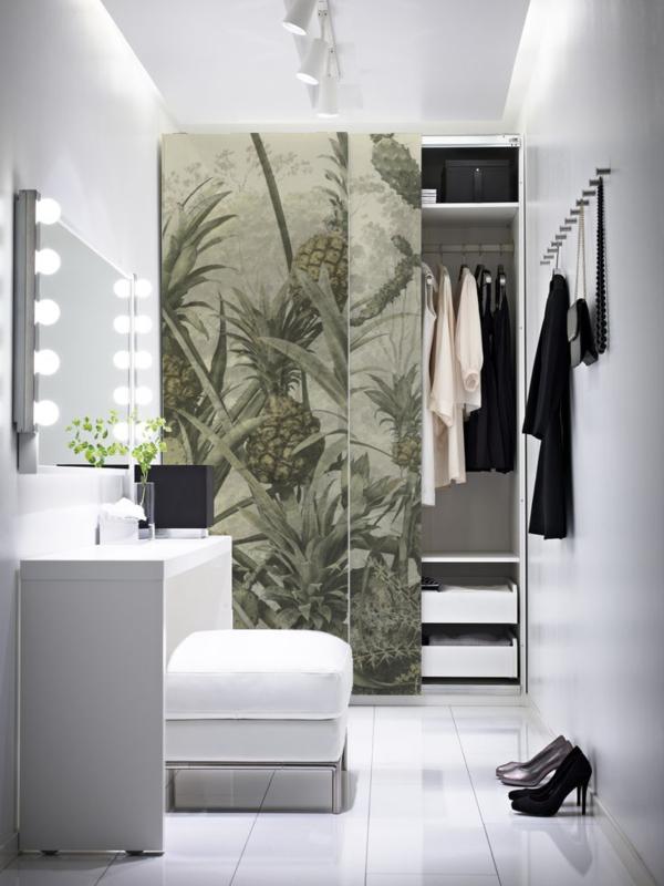 Ikea Pax Tropical Wardrobe Hack