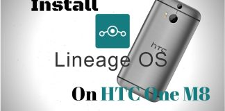 Lineage OS on HTC One M8 Duos