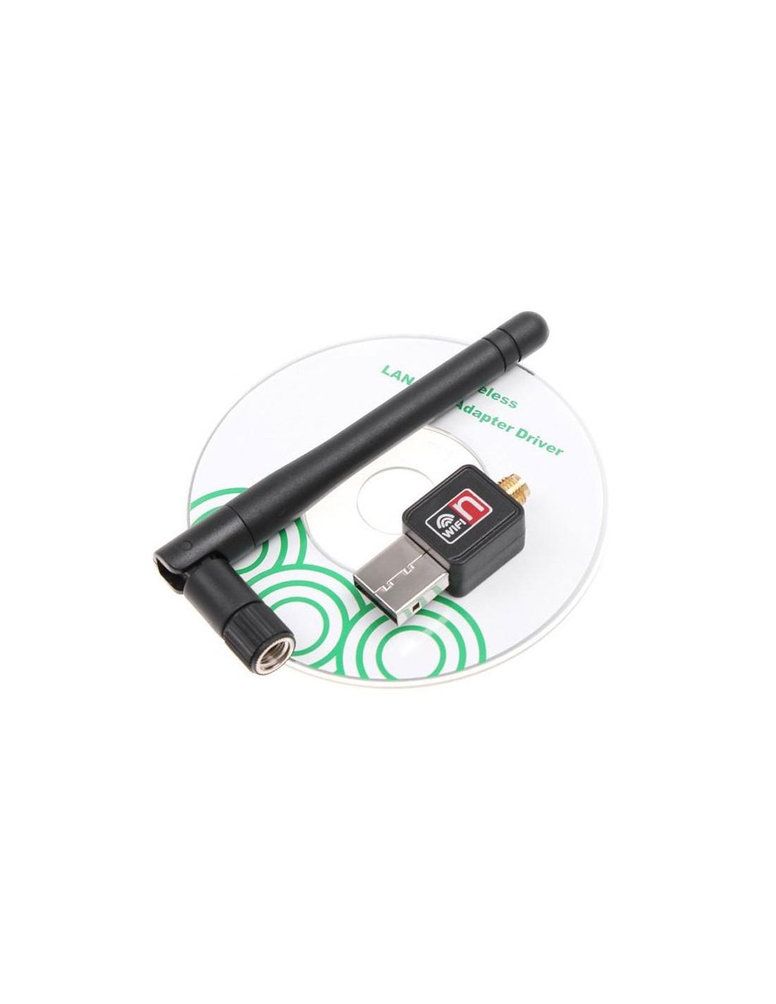 Usb Wifi Dongle With Antenna Pcduino Raspberry Pi