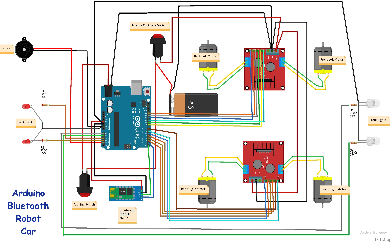Automotive Fan Relay Wiring Diagram