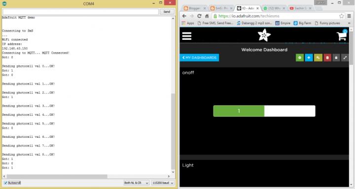 ESP8266 MQTT | Web & Zo