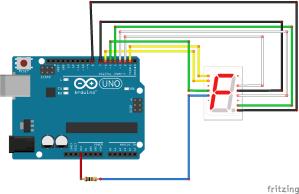 Snap Circuits®  Seven Segment Display  Hacksterio