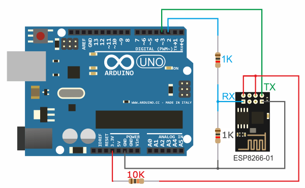 add wifi to arduino uno  arduino project hub