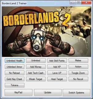 Borderlands 2 HACK