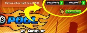 8 Ball Pool Coins Hack Tool