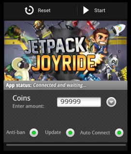 The Jetpack Joyride android hack
