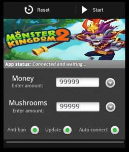 Monster Kingdom 2 apk hack