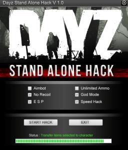 DayZ hack free